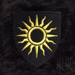 Naszywka ze Słońcem