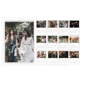 Kalendarz wiedźmiński Spotkań na Szlaku
