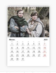 Kalendarz słowiański Spotkań na Szlaku
